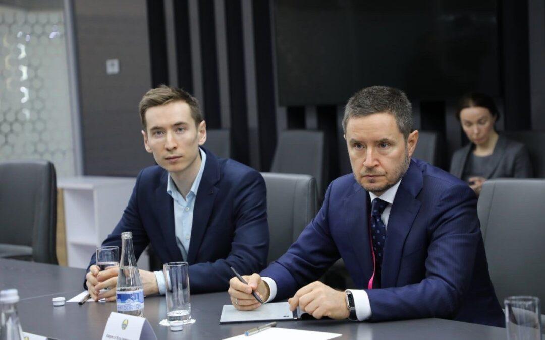 VISITECH и Министерство инновационного развития Республики Узбекистан провели переговоры